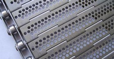 上海满鑫机械有限公司告诉您:什么是输送链板?