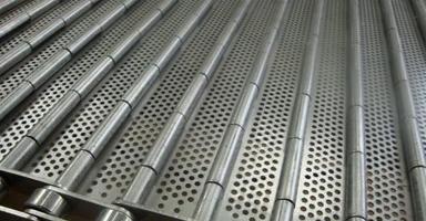 上海满鑫机械有限公司告诉您:输送链板的应用范围?